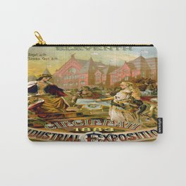 Vintage poster - Cincinnati Carry-All Pouch