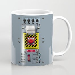 Launch console for nuclear missile Coffee Mug