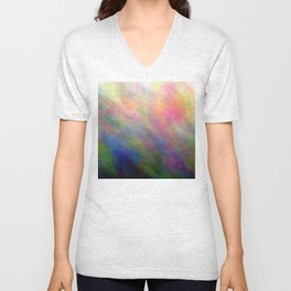 The absence of water Unisex V-Neck