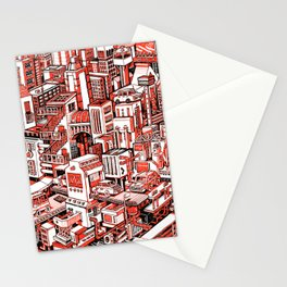 City Machine Stationery Cards