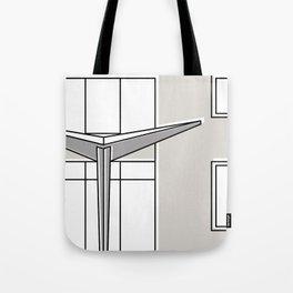 Villa Planchart -Detail- Tote Bag