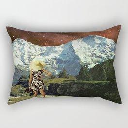 Optoku Valley Rectangular Pillow