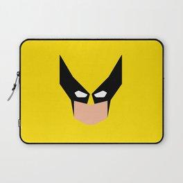 Wolverin e superhero Laptop Sleeve