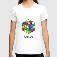 chaos T-shirts featuring Chaos by Dizzy Moments