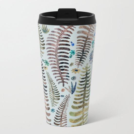 fantasy nature Metal Travel Mug