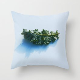 I'm All Kale, Baby Throw Pillow