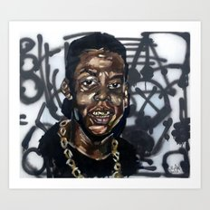 young hov Art Print