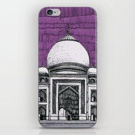 Taj Mahal (Tyrian) iPhone Skin