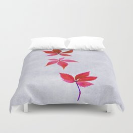 three of a kind 6 Duvet Cover