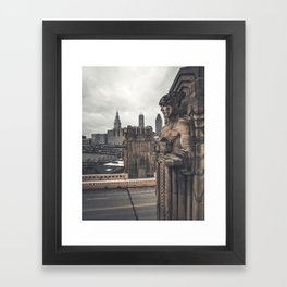 GUARDIANS Framed Art Print