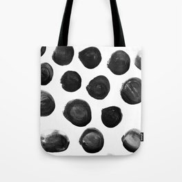 Large Blotches Tote Bag
