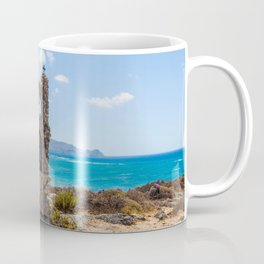 Elafonisi Island Shrine - Crete, Greece Coffee Mug