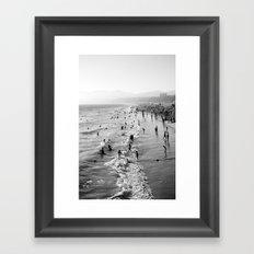 Summer Melody Framed Art Print