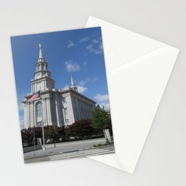 Philadelpha LDS Temple Stationery Cards
