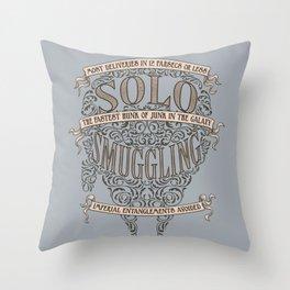 Solo Smuggling - Light Throw Pillow