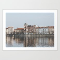 Prague, Czechia XII Art Print