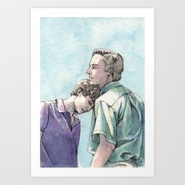 CMBYN Art Print