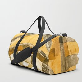 The Golden Arches of the Amalfi Cathedral in Amalfi, Italy Duffle Bag