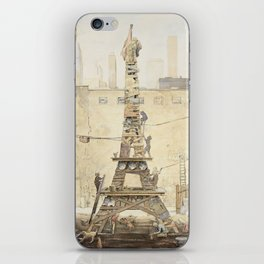 Ascent of Unity iPhone Skin