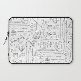 Fantasy Adventuring Equipment Laptop Sleeve