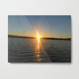 BEAUTIFUL DAY PICTURE Metal Print