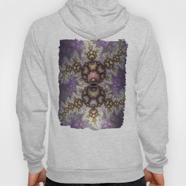 Magic in the air, fractal pattern abstract Hoody