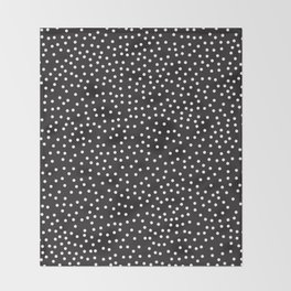Dots Throw Blanket