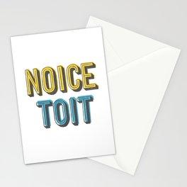 Noice Toit Stationery Cards