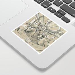 Barbarella Sticker