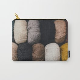 Warm Fuzzy Knits Carry-All Pouch