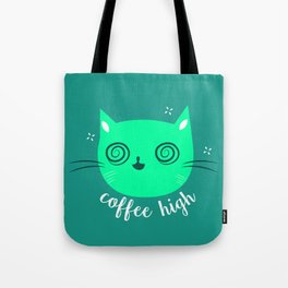 High Kitty Tote Bag