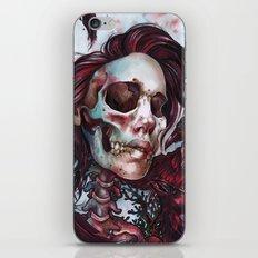 Queen of Ravens iPhone & iPod Skin
