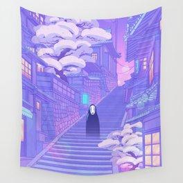 Kaonashi Wall Tapestry