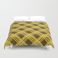 dragon age Duvet Covers featuring Plaideweave (Dragon Age Inquisition) by meglish