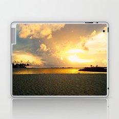 Bahamian Sunset  Laptop & iPad Skin