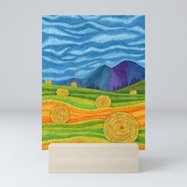 Hay Day Mini Art Print