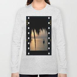 Red Sea Dawn Long Sleeve T-shirt