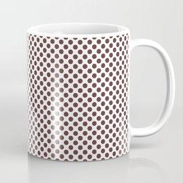 Rum Raisin Polka Dots Coffee Mug