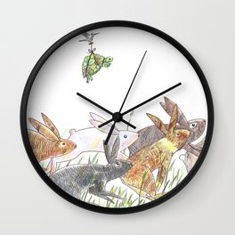Defeating the fable Wall Clock