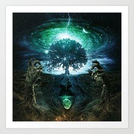 Tree of Life (Reprise) Art Print