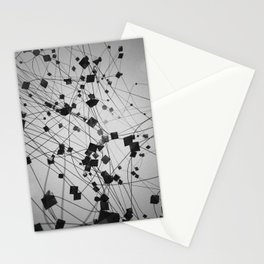 Plato / Octahedron = Air Stationery Cards