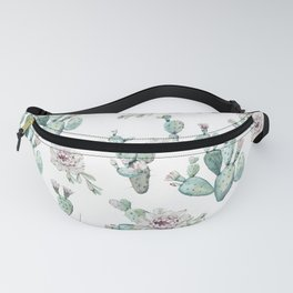 Cactus Pretty Pink + Green Fanny Pack