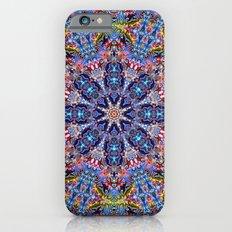 BBQSHOES: Kaleido-Fractal 1790 iPhone 6s Slim Case