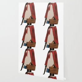 Red riding hood Wallpaper