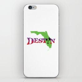 Destin Florida. iPhone Skin