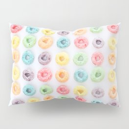 FRUIT LOOPS, PLEASE! Pillow Sham