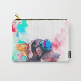 Great Dane Illustration Carry-All Pouch