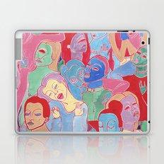 Alien Party Hard Laptop & iPad Skin