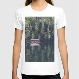 refuge T-shirt