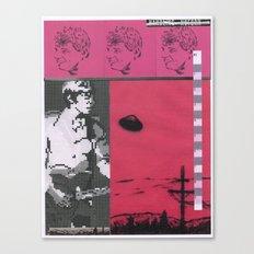 Collage #13 Canvas Print